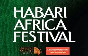 habari africa festival harbourfront centre toronto batuki music society tereteret injera music saba sabina dawit addisu rasselas two ways to heaven